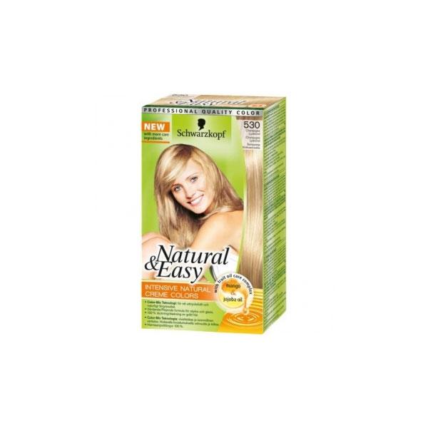 Testanera  Tinta per capelli colorazione permanente natural  easy n 530 biondo champagne