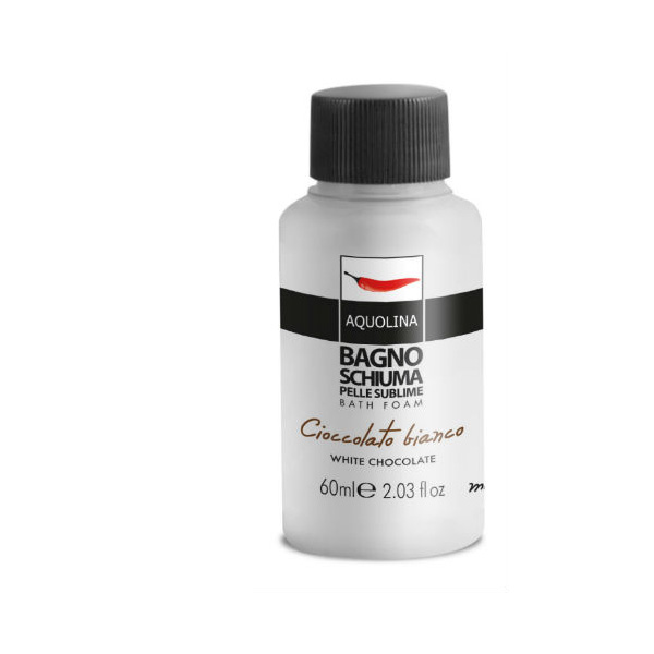 Aquolina  Bagnoschiuma pelle sublime cioccolato bianco 60 ml