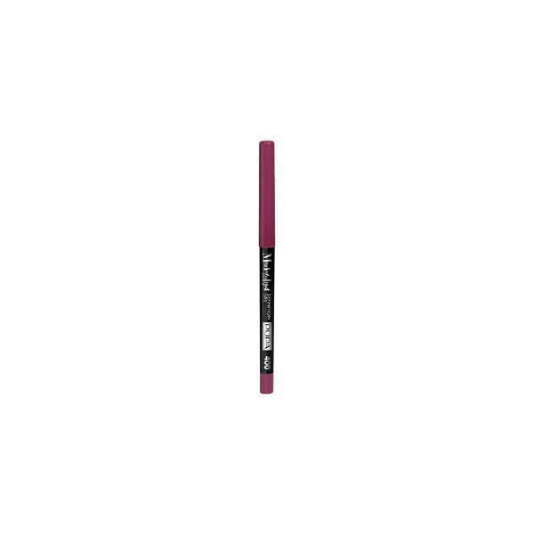 Pupa  Made to last definition lips  matita automatica labbra 400 intense fuchsia