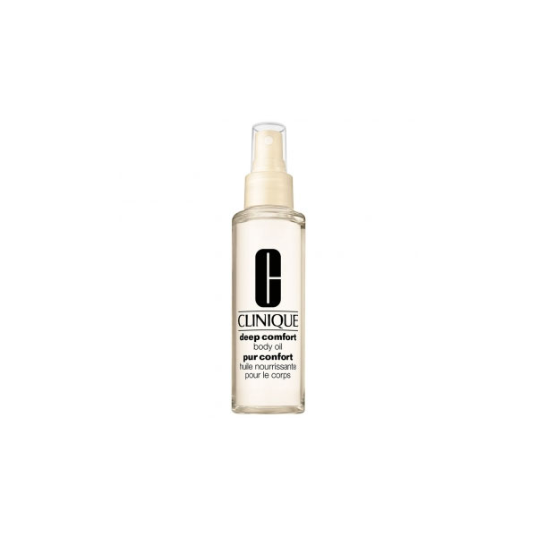 Clinique  Deep comfort body oil  olio corpo 125 ml