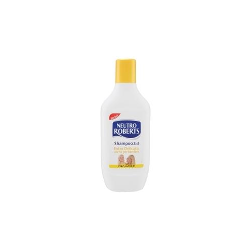 Neutro Roberts Shampoo 2 in 1 extra delicato 500 ml