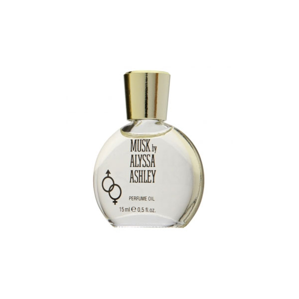 Alyssa Ashley  Musk by alyssa ashley  olio corpo 15 ml