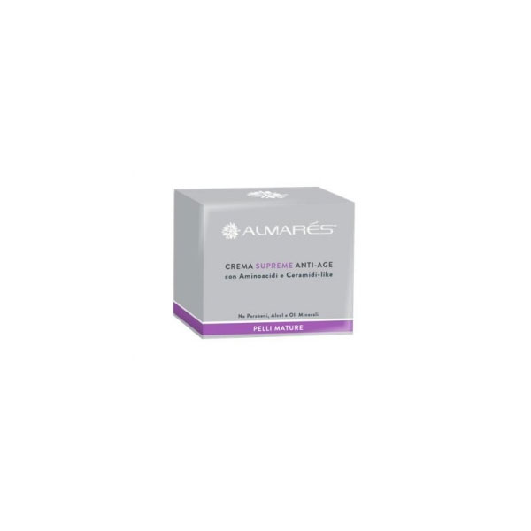 Almars  Crema supreme antiage per pelli mature 50 ml