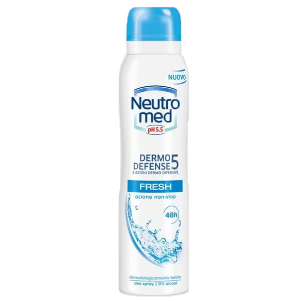 Neutromed  Deodorante spray fresh azione nonstop 150 ml