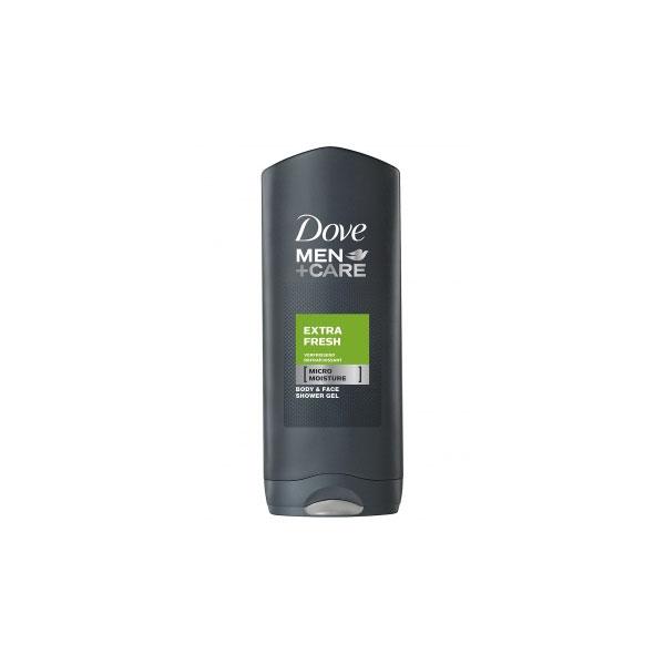 Dove  Men extra fresh  bagnoschiuma 400 ml
