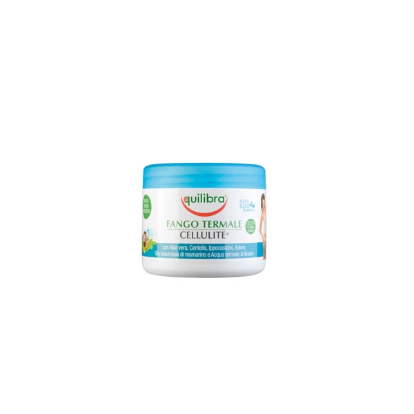Equilibra  Fango termale cellulite 650 gr