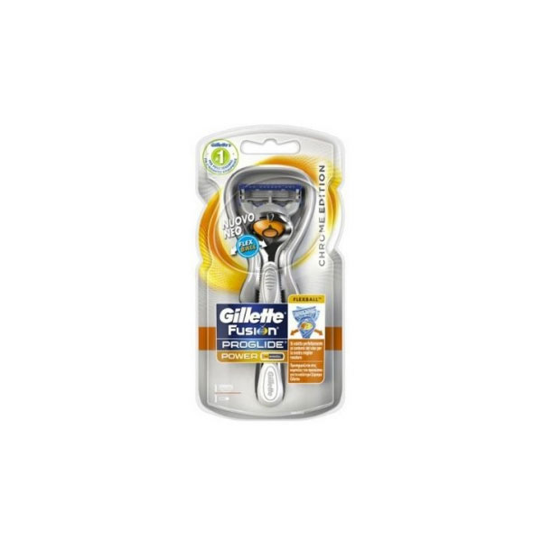 Gillette  Fusion proglide power flexball  rasoio
