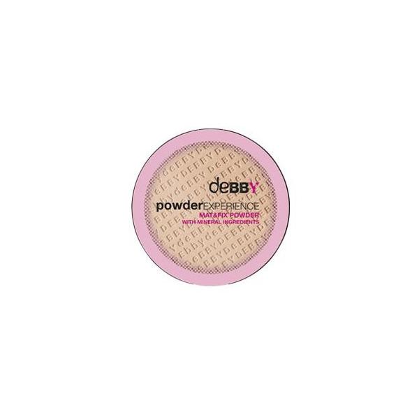 Debby  Powderexperience matfix powder n1