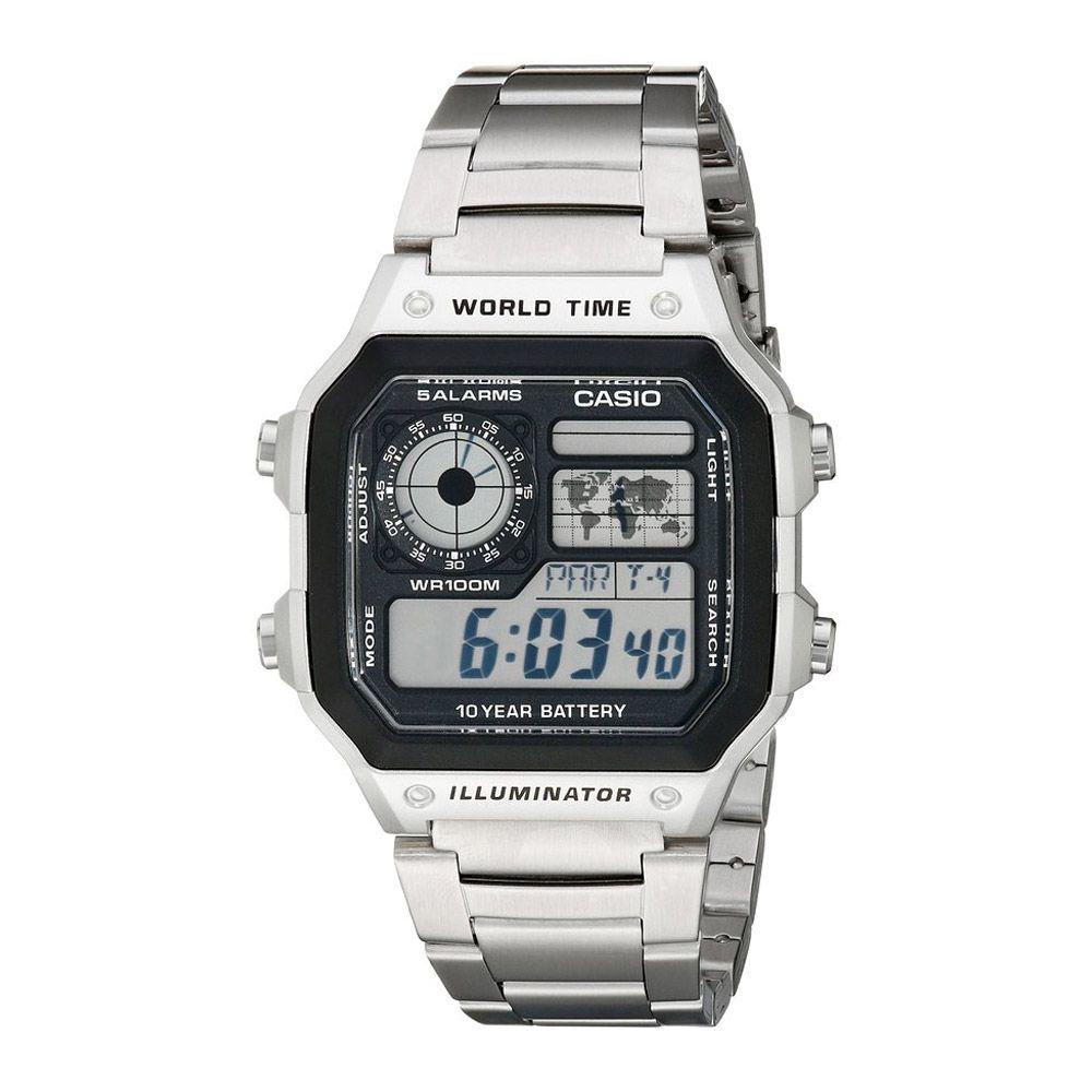 Orologio uomo Casio AE1200WHD1A