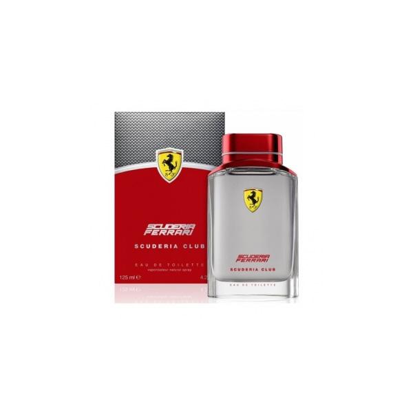 Ferrari  Scuderia club  eau de toilette 125 ml vapo