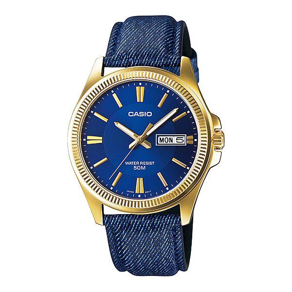 Orologio uomo Casio MTPE111GBL2