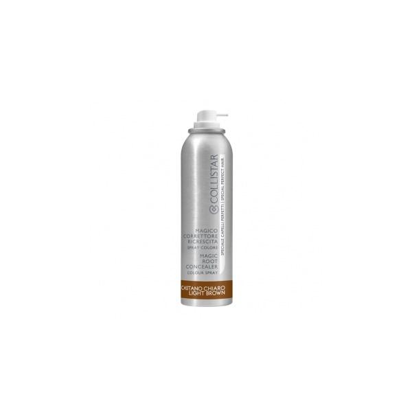 Collistar  Capelli perfetti magico correttore ricrescita  colorazione capelli castano chiaro 75 ml spray