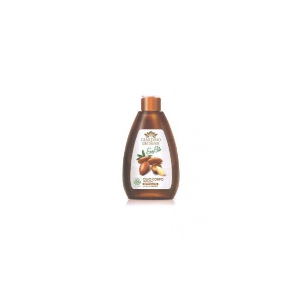 Giardino dei sensi  Ecobio olio corpo con olio di argan setificante 150 ml