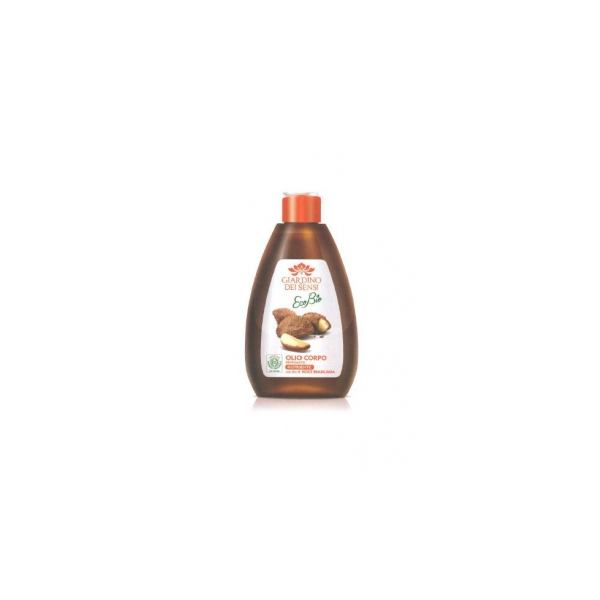 Giardino dei sensi Natural olio corpo con olio di noce brasiliana nutriente 50 ml