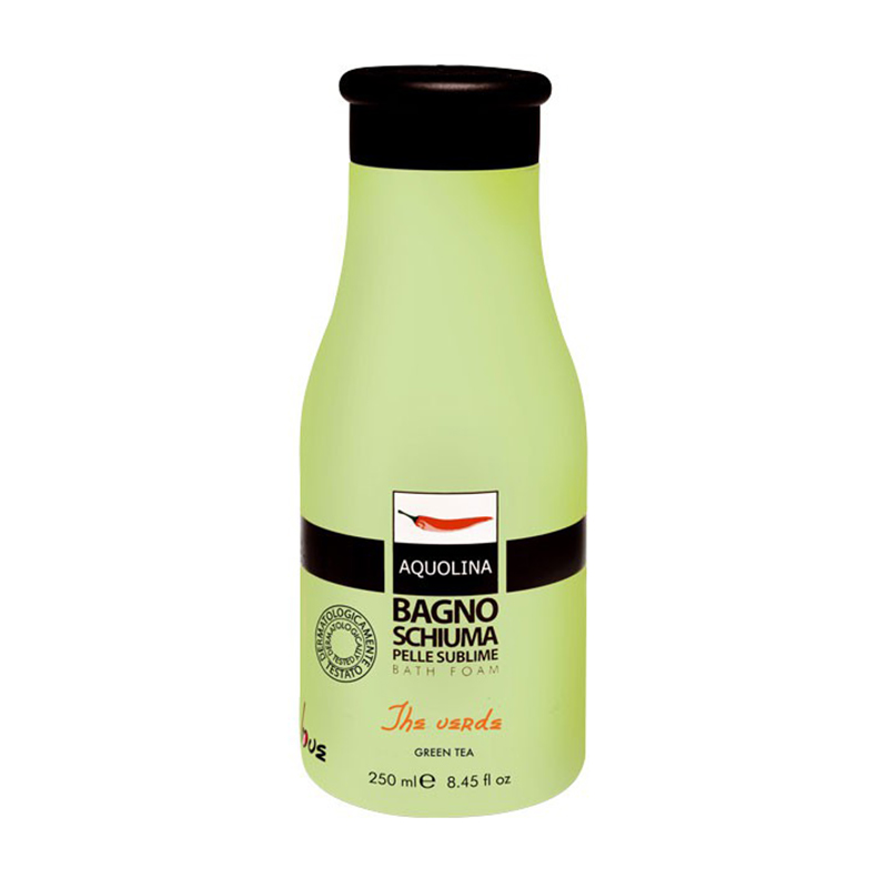 Aquolina Classica Bagnoschiuma Th Verde 250 ml