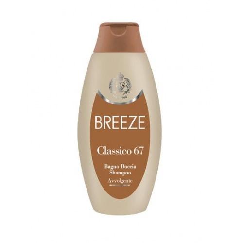 Breeze classico 67 bagno doccia shampoo avvolgente 400 ml