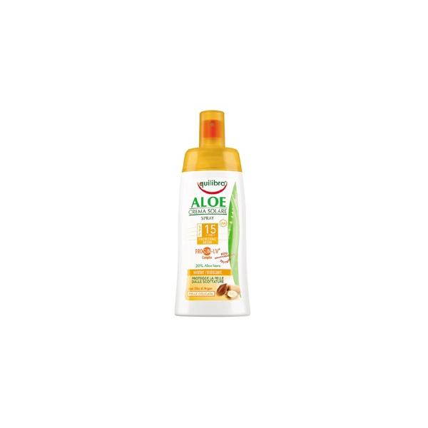 Equilibra  Aloe crema solare spray spf 15 150 ml