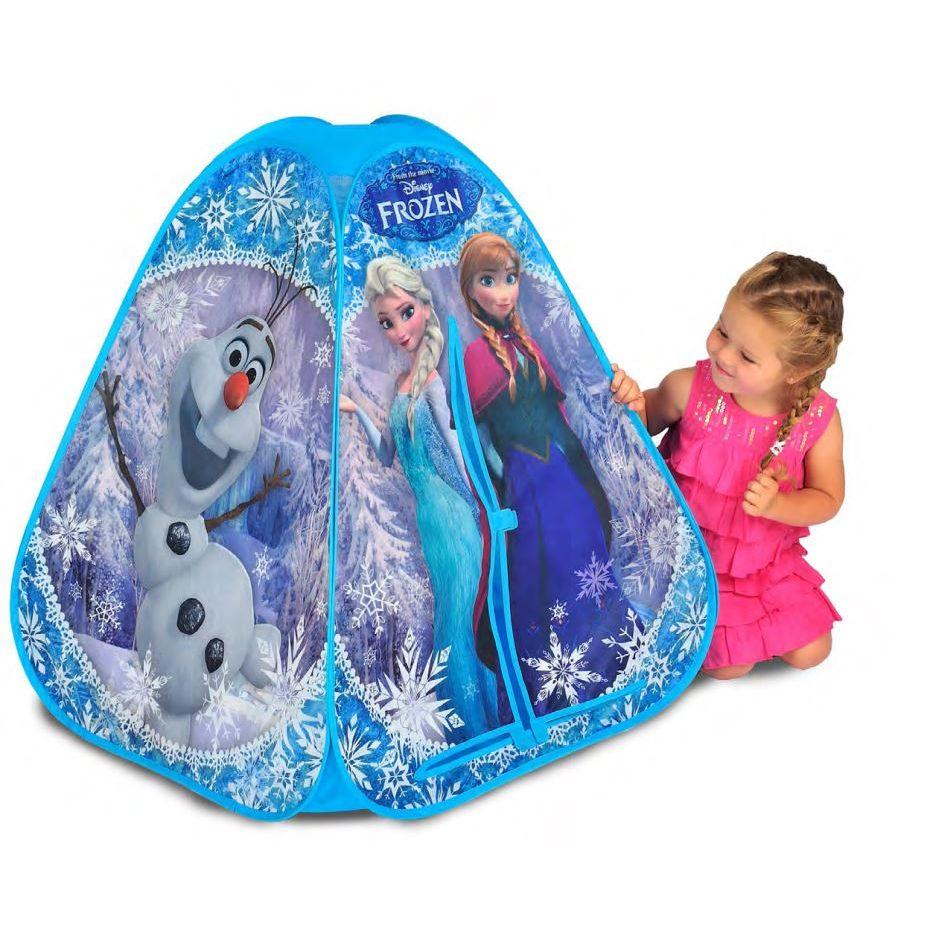 Frozen  Tenda