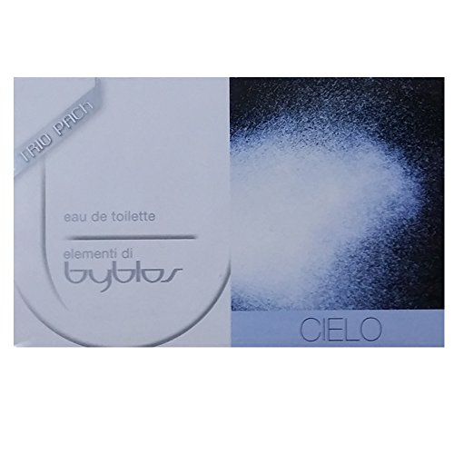 Byblos Cielo tri pack eau de toilette 3x15 ml vapo