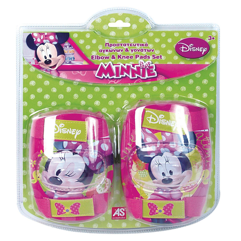 Disney  Minnie Set Ginocchiere e Gomitiere