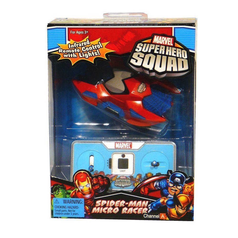 Spider Man  Sense Mini Auto infrarossi