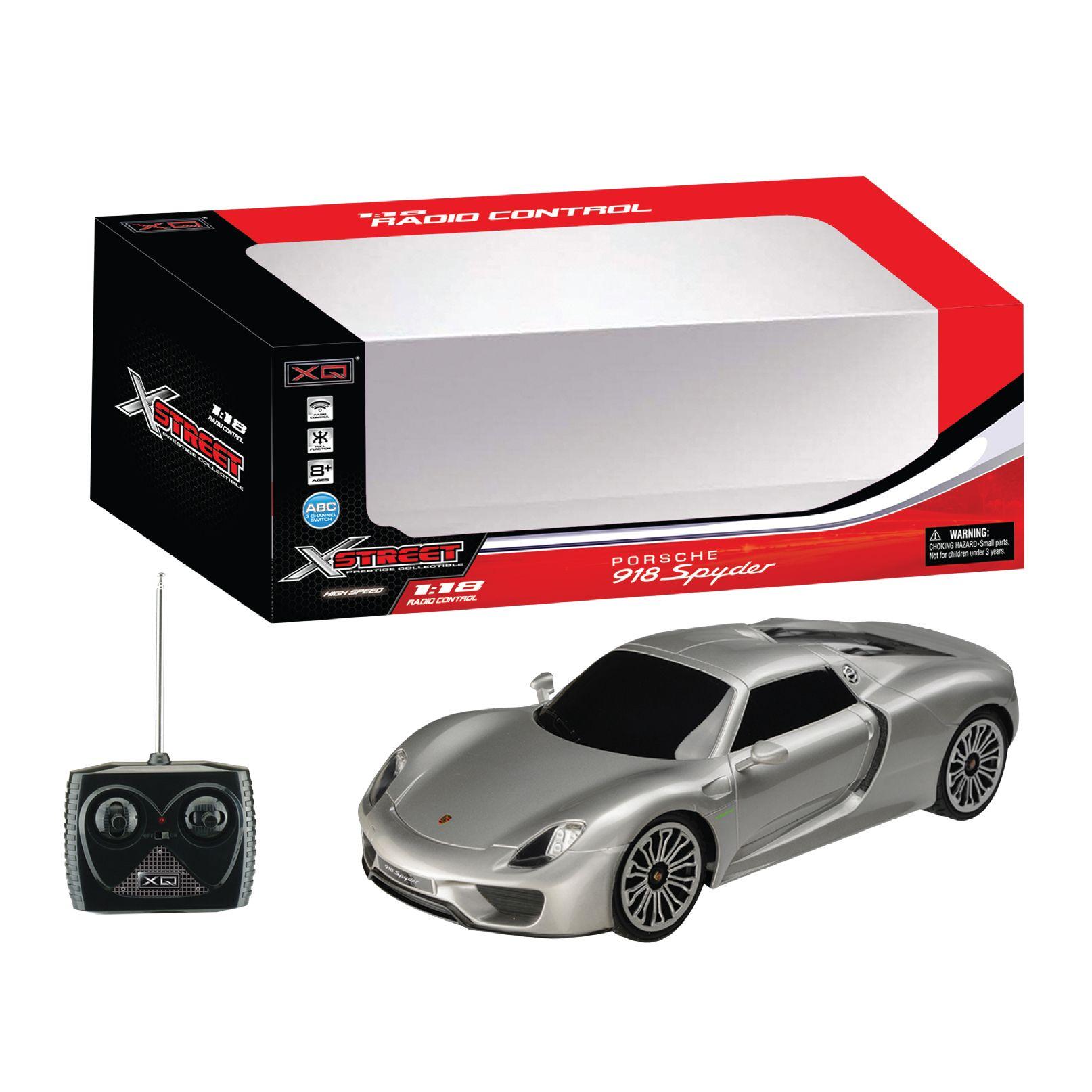 XQ  Porsche 918 Spyder RC  Scala 118 radiocomandata