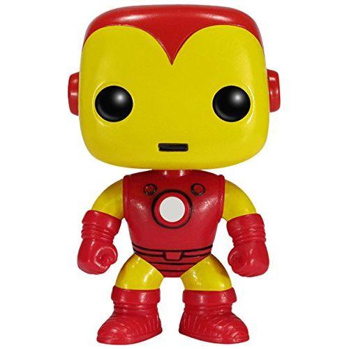 Funko POP Marvel Iron Man BobbleHead Personaggio in Vinile