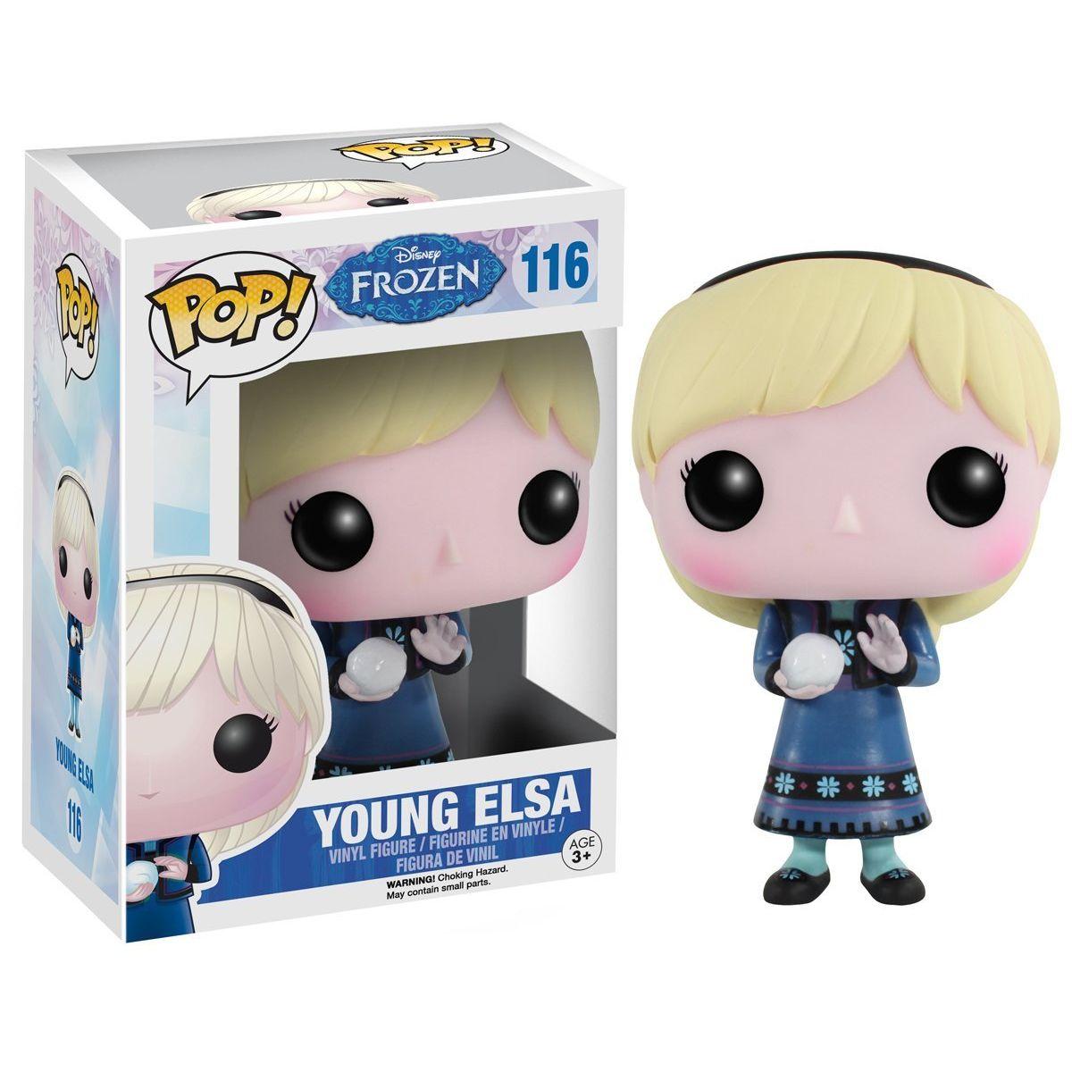 Funko POP Disney Frozen Elsa Bambina