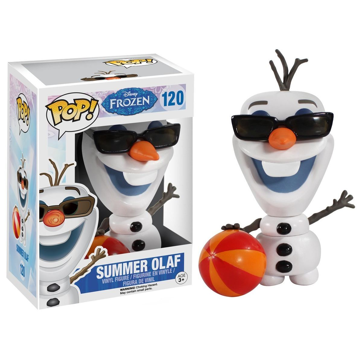 Funko POP Disney Frozen Summer Olaf