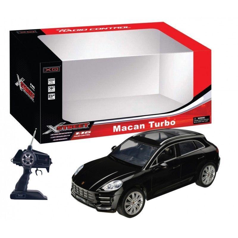 XQ  Porsche Macan Turbo RC  Scala 116 automobile radiocomandata