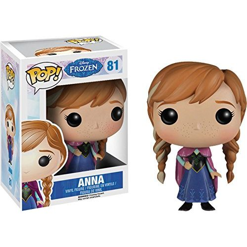 Funko POP Disney Frozen Anna Personaggio in Vinile
