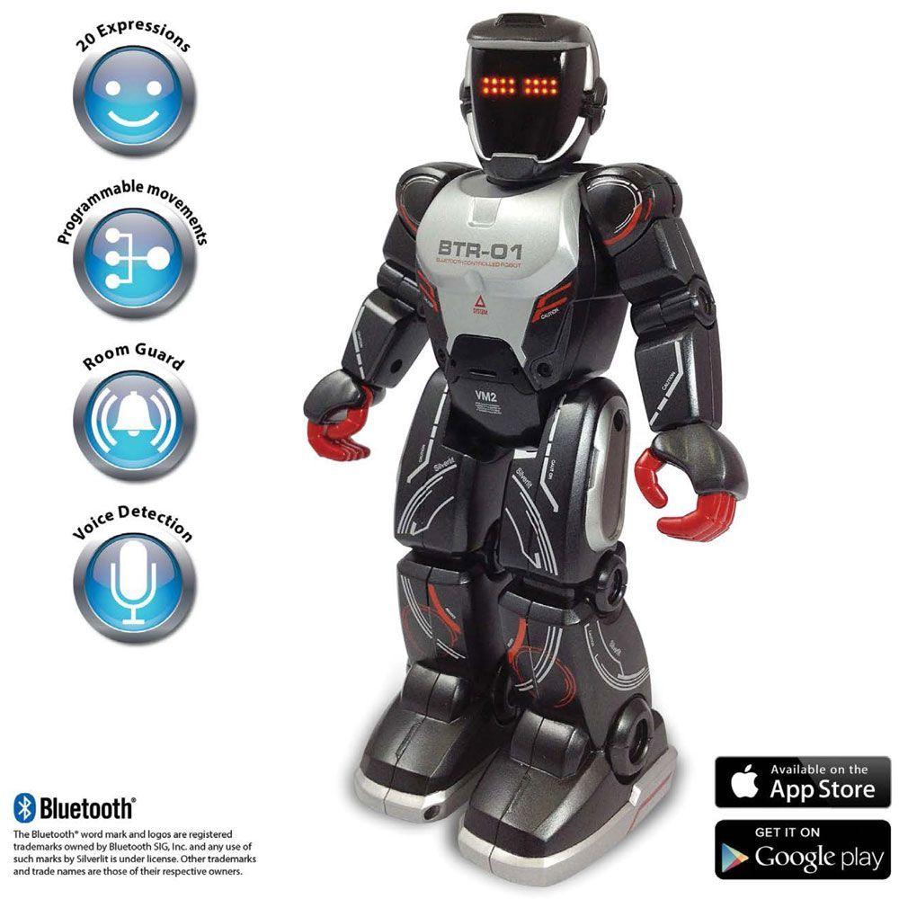 Silverlit  BluBot Intelligent Robot Bluetooth