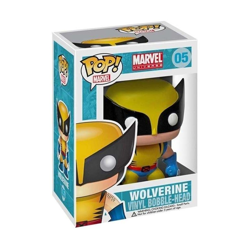 Funko Pop Marvel Wolverine Personaggio in Vinile