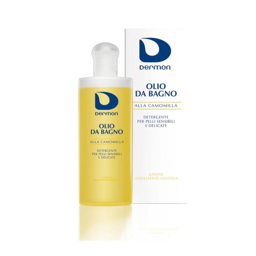 Dermondel olio bagno camomilla 200 ml