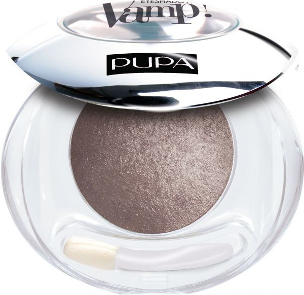 Pupa Vamp Wet  Dry eyeshadow ombretto cotto colore luminoso n401 Dark Taupe