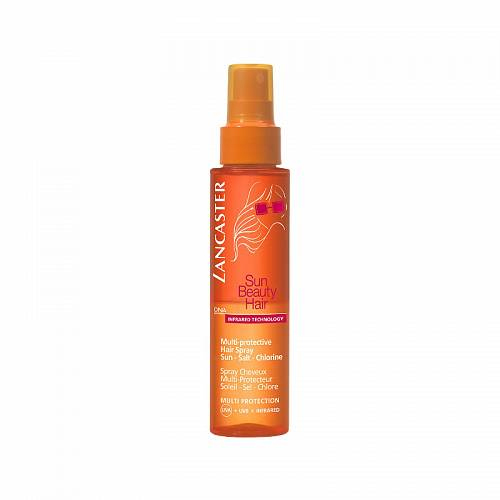 Lancaster Sun Beauty Hair Multi Repairing Oil Serum Sole Sale Cloro