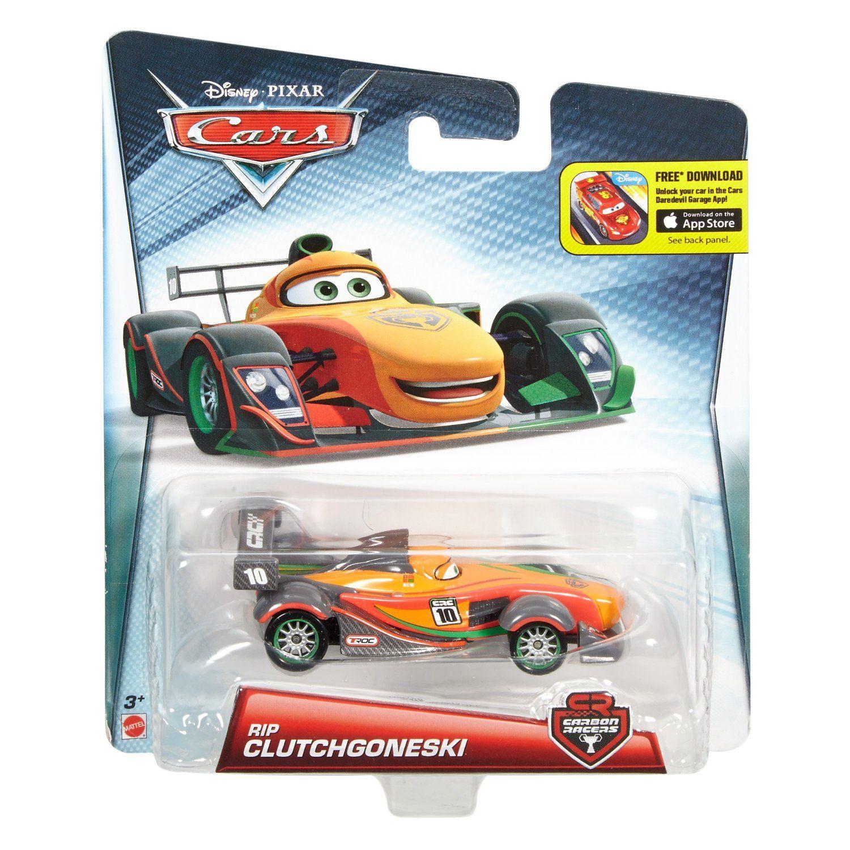 Cars Carbon Racers Roman Pedalski