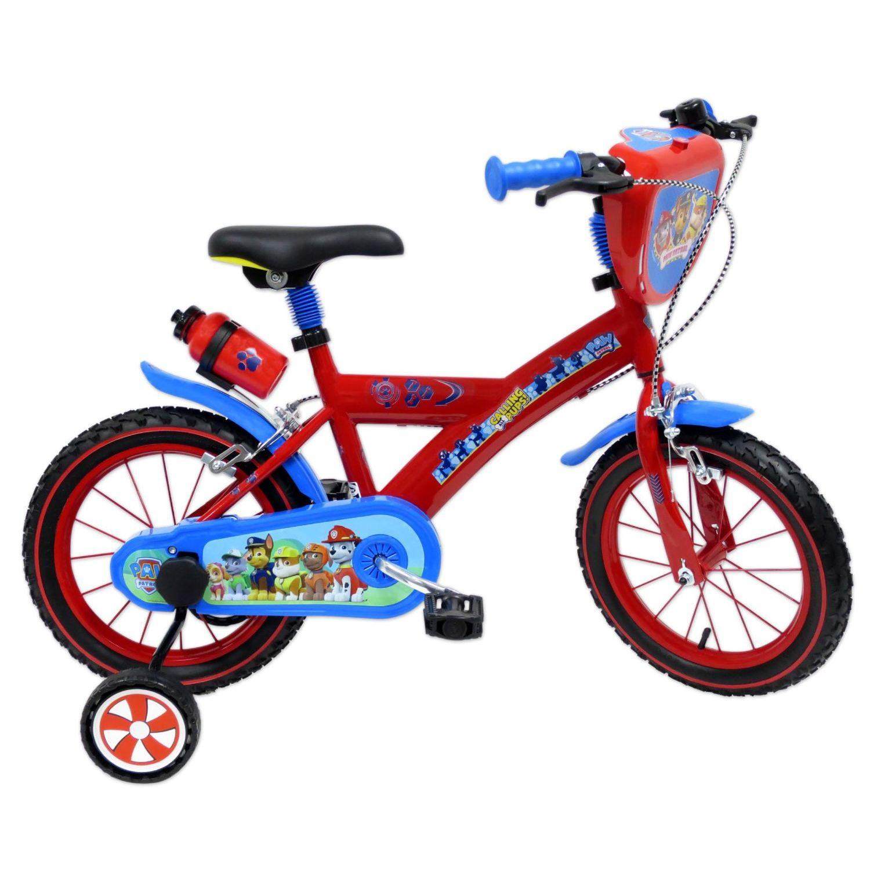 Mondo 25286  Bicicletta di Paw Patrol con rotelle 14