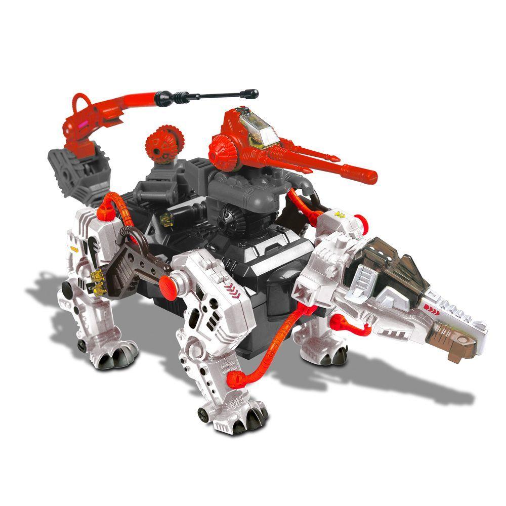 SilverLit  Robot Croco Mac ad infrarossi
