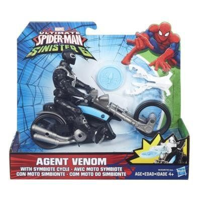 Hasbro Spiderman Vs Sinister 6 City Cicles