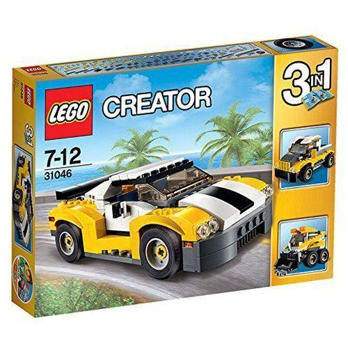 Lego Creator Auto Sportiva Gialla