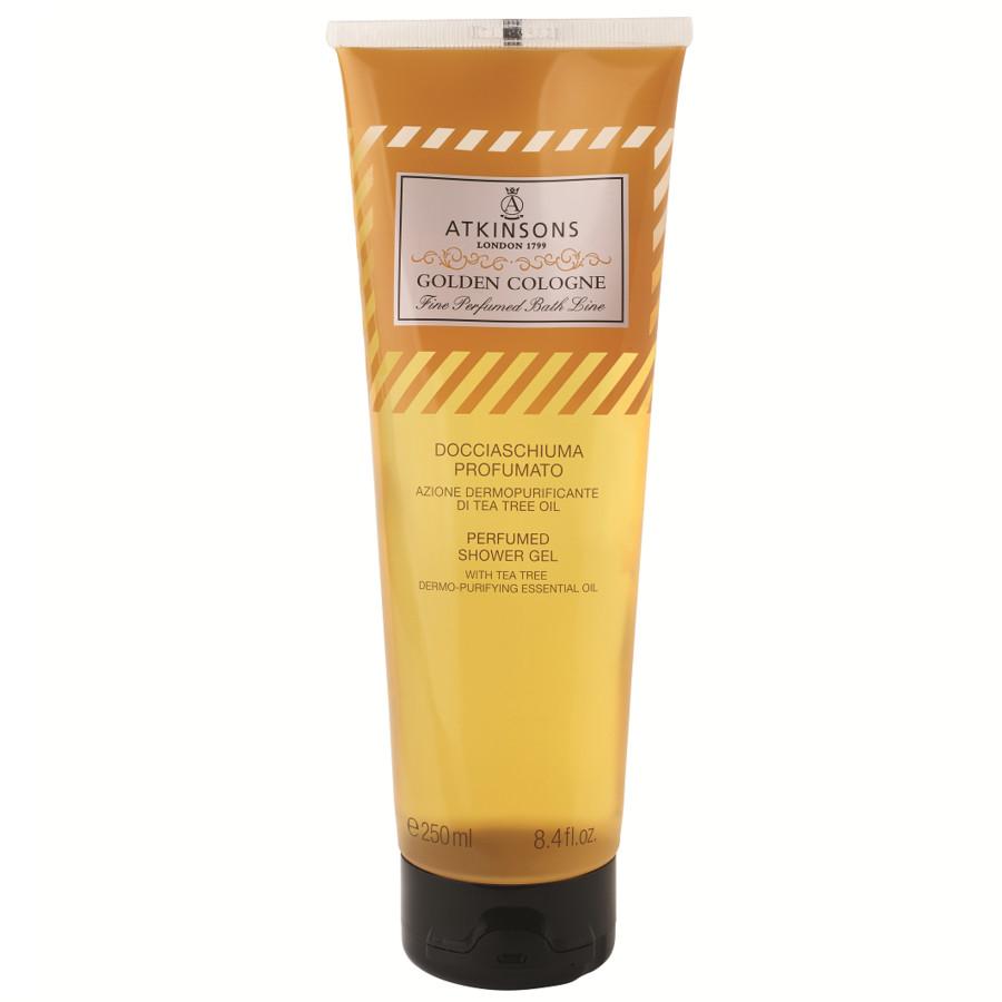 Atkinsons Docciaschiuma golden cologne 250 ml