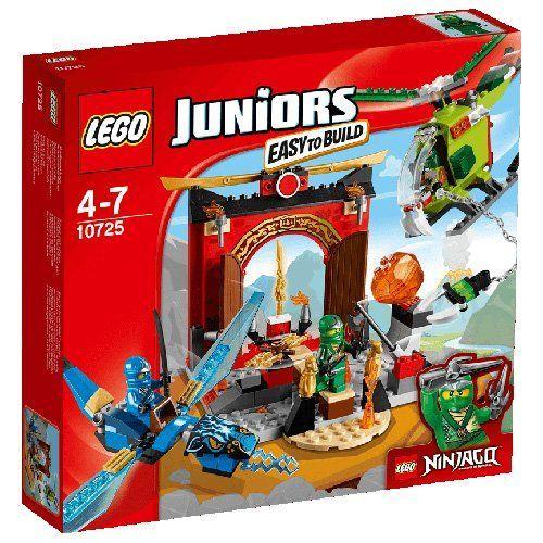 Lego Juniors Il Tempio Perduto di Ninjago 10725