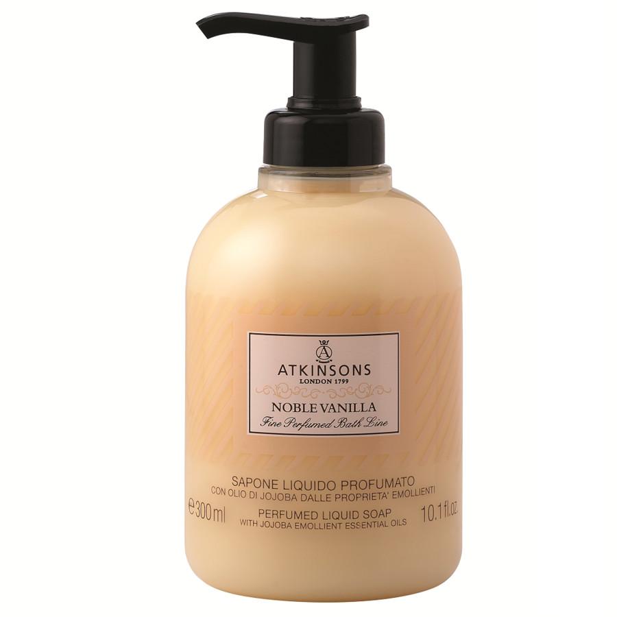 Atkinsons Sapone liquido noble vanilla 300 ml