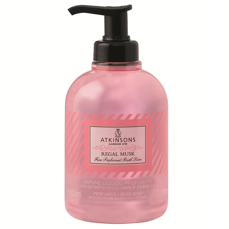 Atkinsons Sapone liquido regal musk 300 ml