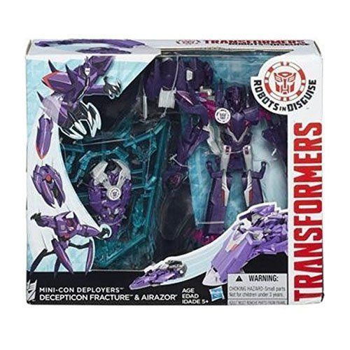 Transformers Robots in Disguise Minicons Deployers Assortimento