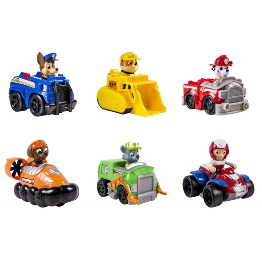 Spin Master Paw Patrol Rescue Racer