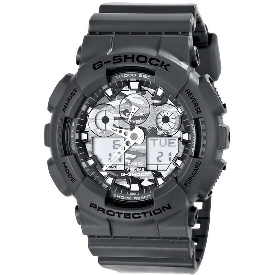 Orologio uomo Casio GA100CF8ADR