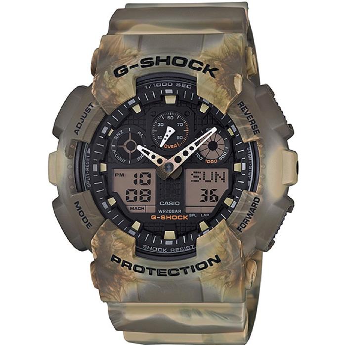Orologio uomo Casio GA100MM5ADR GSHOCK