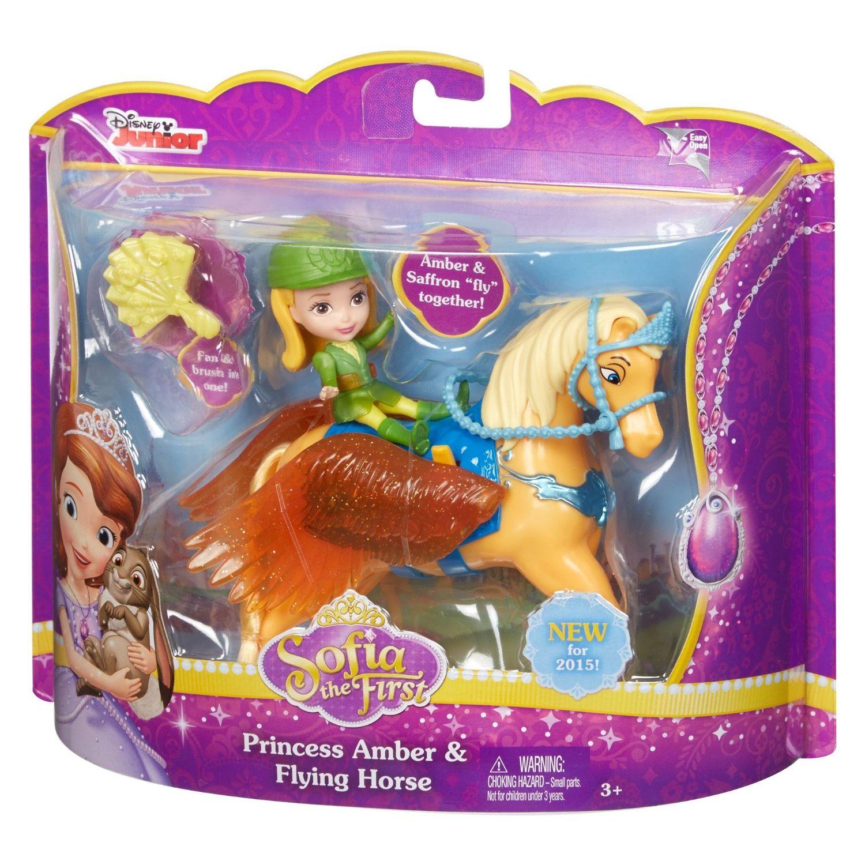 Disney  Sofia  Principessa Amber con cavallo alato